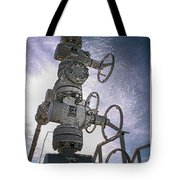 West Texas Oil Well #1 Tote Bag