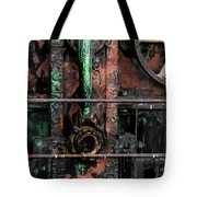Oil Well Tote Bag