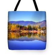 Okanagan Mountains Tote Bag