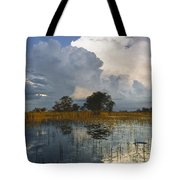 Okavango Delta Evening Tote Bag