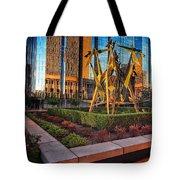 Oklahoma City Art Tote Bag