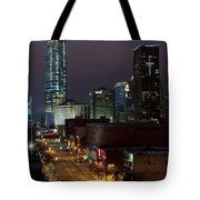 Okc Evening Tote Bag
