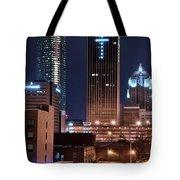 Okc Towers Tote Bag