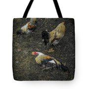 Okemos Public Chicken Tote Bag