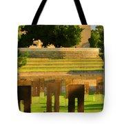 Oklahoma City National Memorial Tote Bag