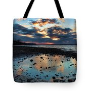 Oklahoma Shows Her Colors Tote Bag