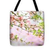 Oklahoma Spring Tote Bag