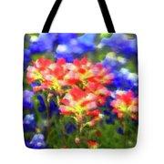 Oklahoma Wildflowers Tote Bag