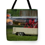 Oklahoma Willy Tote Bag