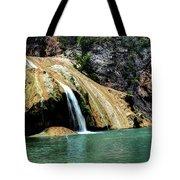 Oklahoma's Turner Falls Tote Bag