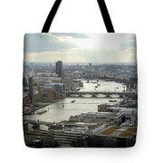 Ol' Man River Tote Bag