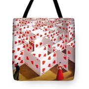 Olbinski Paints Mozart Rafal Olbinski Tote Bag