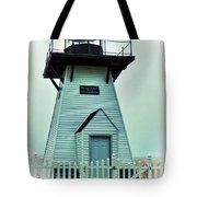 Olcott Lighthouse Tote Bag