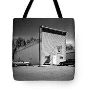 Old 10 Saloon Buffalo North Dakota Tote Bag