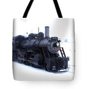 Old 89 Is Passing By Tote Bag