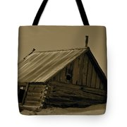 Old Age Tote Bag