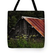 Old Alaskan Shed Tote Bag