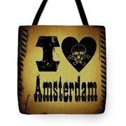 Old Amsterdam Tote Bag