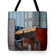 Old And New Close Together Tote Bag