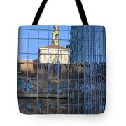 Old And New Patterns Tote Bag