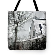 Old Andersson Farmstead Tote Bag