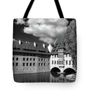 Old Architecture  Nuremberg Tote Bag