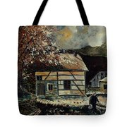 Old Ardennes 56 Tote Bag
