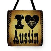 Old Austin Tote Bag