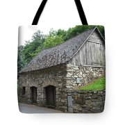 Old Austrian Barn Tote Bag