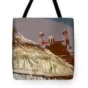 Old Baja Tote Bag