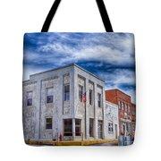 Old Bank Building - Peterstown West Virginia Tote Bag
