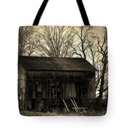 Old Barn-4 Tote Bag