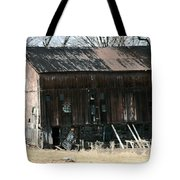 Old Barn-6 Tote Bag