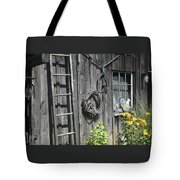 Old Barn II Tote Bag
