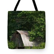 Old Barn. Tote Bag