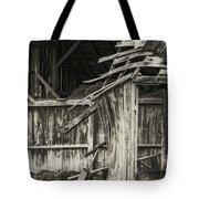 Old Barn Ruin 3 Tote Bag