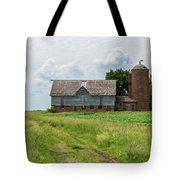 Old Barn Country Scene 4 A Tote Bag