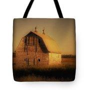 Barn Of North Dakota Tote Bag