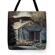 Old Barns Tote Bag
