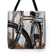 Old Bike II Tote Bag