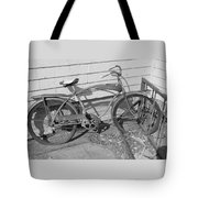 Old Bike Tote Bag