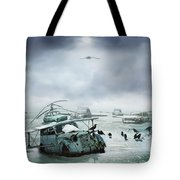 Old Birds Tote Bag