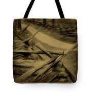Old Bloody Lane Tote Bag
