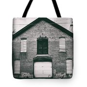 Old Boat House Tote Bag