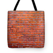 Old Brick Wall Tote Bag