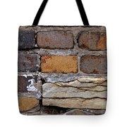 Old Bricks Tote Bag