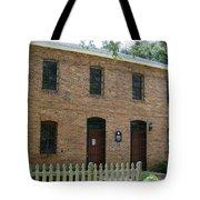 Old Brunswick County Jail Tote Bag