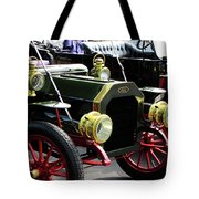 Old Buick Tote Bag