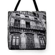 Old Building In Sicily Tote Bag