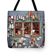 Old Buoys Tote Bag